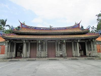 圓山駅から孔子廟と保安宮への行き方