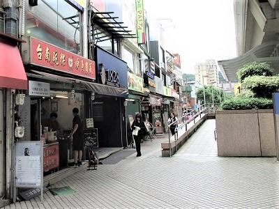 小南鄭記台南碗粿 士林店の場所