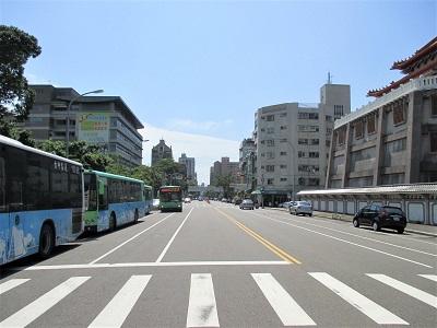 宝覚寺から台中駅までのバス