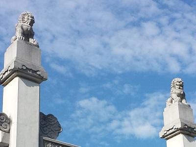台中孔子廟の見どころと台中駅からの行き方