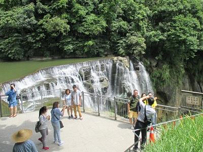 十分瀑布の撮影スポット