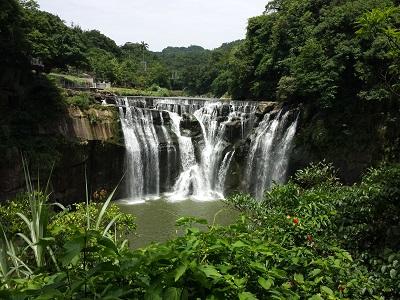 台湾のナイアガラの滝