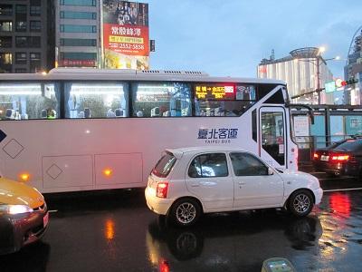 板橋から金瓜石行きの965バス