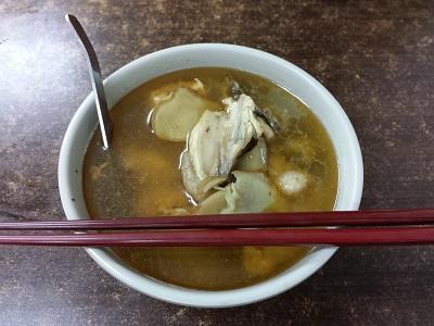阿図麻油鶏 メニューと注文の仕方