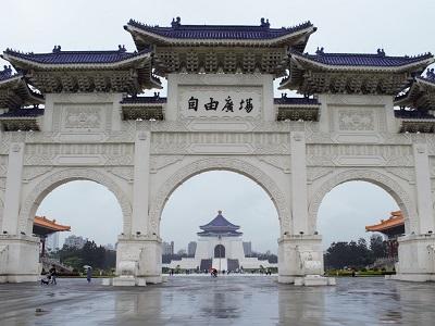 中正紀念堂の入場料や所要時間と衛兵交代式の場所とアクセス