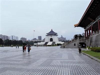 中正紀念堂の所要時間