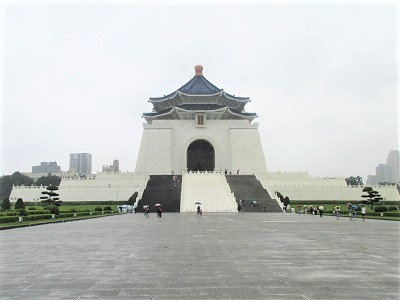 中正紀念堂の入場料