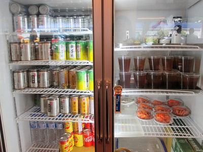 杭州小籠包のビールや飲み物