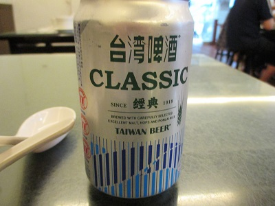 杭州小籠包のビール