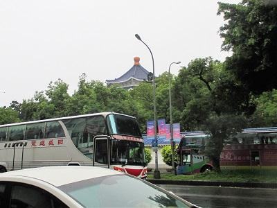 中正紀念堂から杭州小籠包への行き方