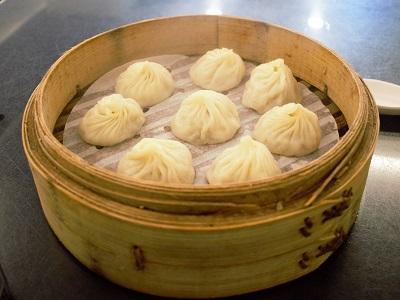 杭州小籠包のメニューと予約と行き方
