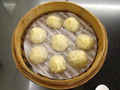 杭州小籠包の小籠包