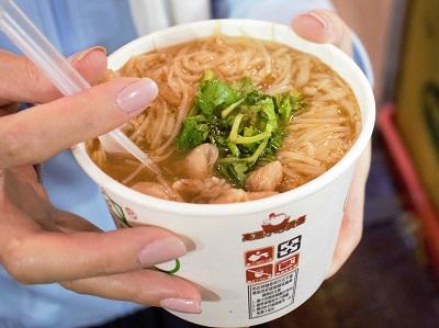 阿宗麺線の小サイズ