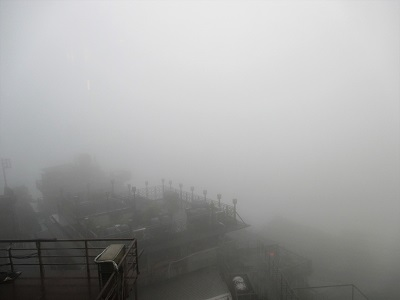 芋仔蕃薯から風景は霧だらけ