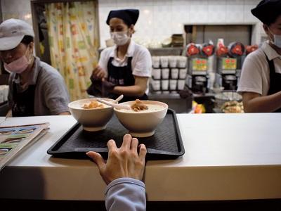 阜杭豆漿(フーハン・ドゥジャン)の注文方法とシステム