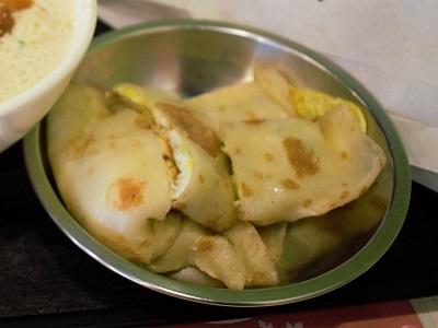 阜杭豆漿(フーハン・ドゥジャン)の蛋餅(ダンピン)を食べた感想