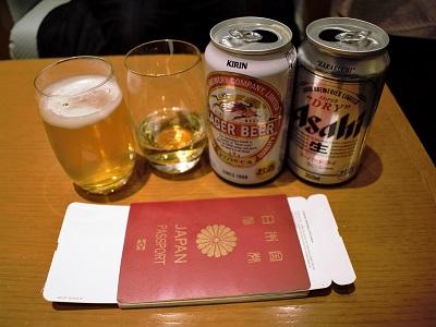 福岡空港国際線のKALラウンジ