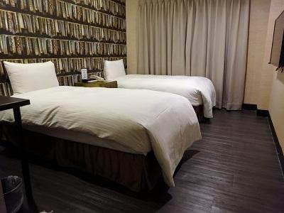 台北で格安のホテルファンリンセンが駅近で便利ツインは女子旅におすすめ