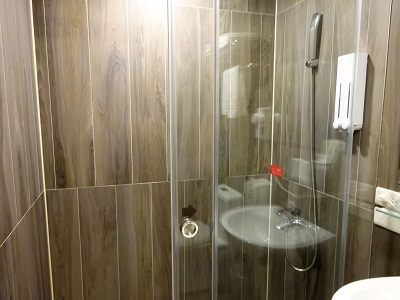 ホテルファンリンセン(趣旅館-林森館)のシャワールーム
