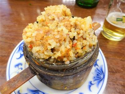 永康牛肉麺の粉蒸排骨2