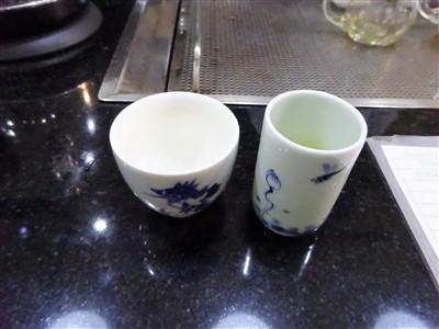 富宇茶行の台湾茶の香り