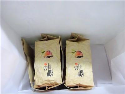 富宇茶行で購入した台湾茶