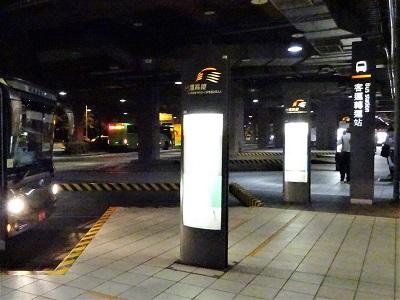 高鐵台中駅バスターミナル