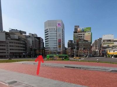 台中駅から宮原眼科への行き方