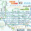 台北のバスの路線図はコレ!路線番号やバス停の調べ方は?時刻表は?